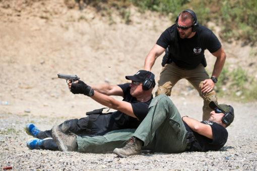 tcs tiro operativo israeliano